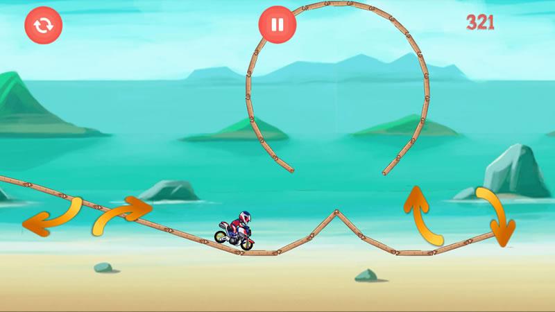 摩托车技赛截图 (4)