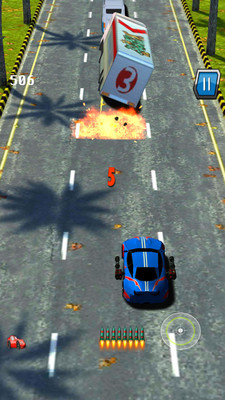 暴力战车截图 (4)