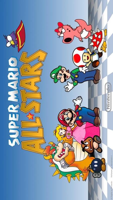 超级马里奥十周年纪念版(SFC)截图 (1)
